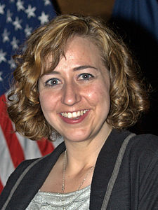 Kristen Schaal.